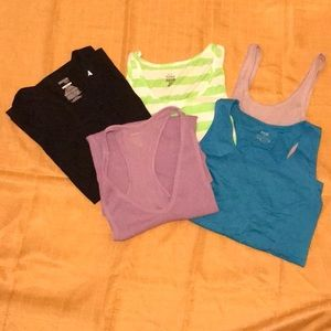 Tops - Bundle of 5 Tank Tops, Sz Small